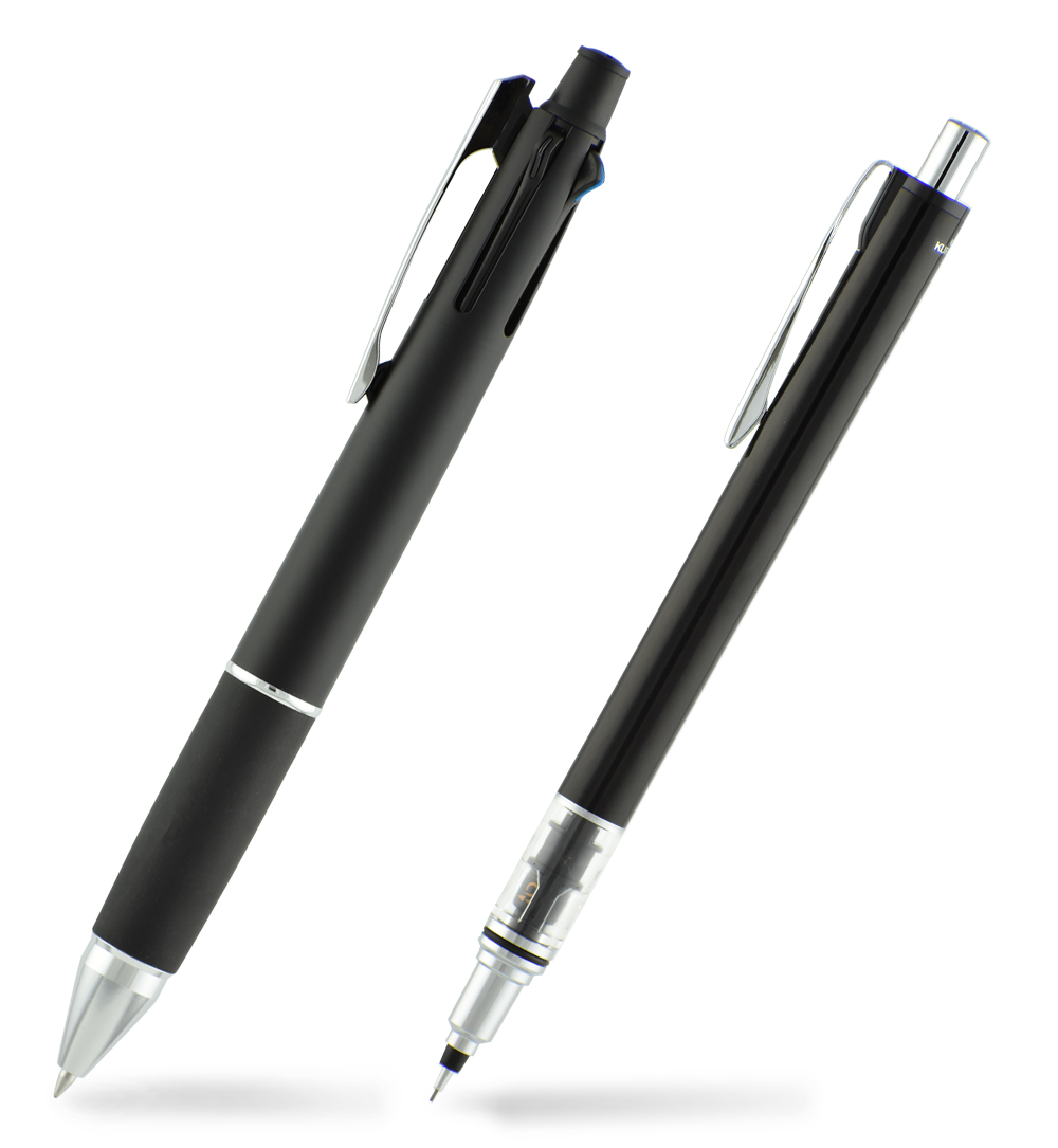 uni JETSTREAM 4&1 + ADVANCE Black